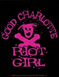 Good Charlotte Riot Girl Logo Sticker