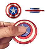 Hand/Fidget Spinner Captain America Shield Toy