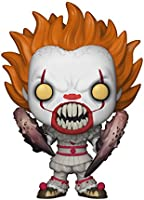 Funko Pop Movies: IT-Pennywise (Crab Legs) Collectible Figure, Multicolor