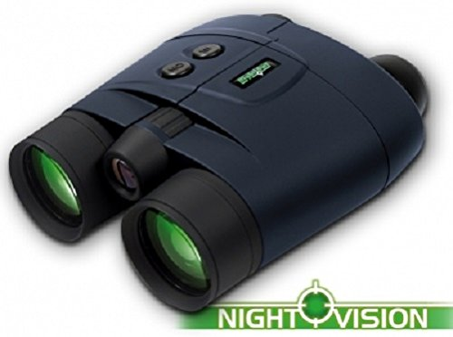 Night Owl Optics NOB3X 3x Mag Night Vision Binoculars w/ Built In Infrared by Night Owl