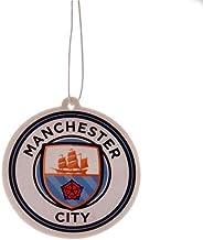 Manchester City FC Air Freshener (One Size) (White)
