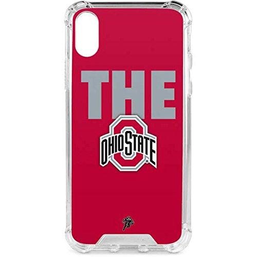 amazon com skinit osu the ohio state buckeyes iphone x xs clear