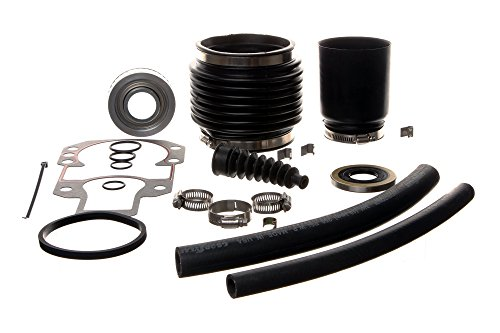 Replacement Kits Bellows Kit with Gimbal Bearing & Seal for Mercruiser R/MR/Alpha One Gen I - Gimbal Mercruiser Bearing