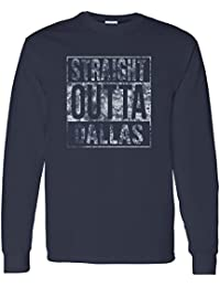 Straight Outta Hometown Pride Long Sleeve T Shirt