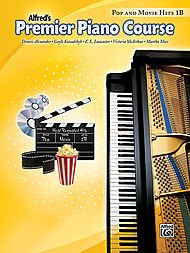 Premier Piano Course: Pop and Movie Hits Book 1B Course Pop