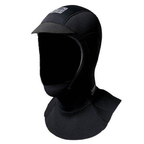 Body Glove 3mm Vapor Neoprene Wetsuit with Surf Hood and Visor, Large