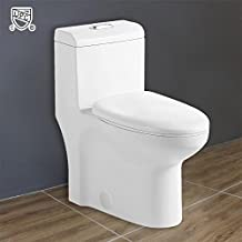 DECORAPORT Dual Flush Siphonic Water Saving One-piece Toilet (DK-ZBQ-12212)
