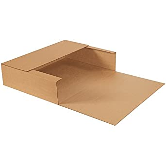 -Partners Brand Cajas para envíos postales, de plegado fácil.: Amazon.es: Amazon.es