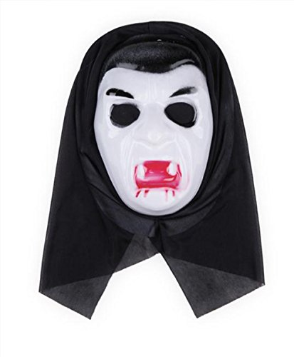 Halloween Mask/Grimace Party WigMask/Horror Mask Grimace Hoods Monolithic ()