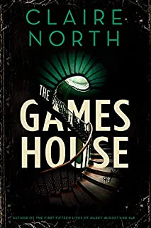 Book Cover: The Gameshouse