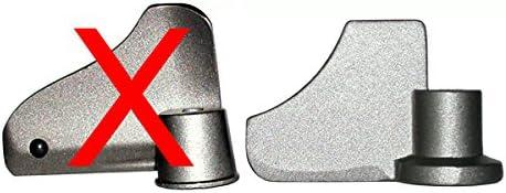 Nueva non-collapsible Paddle para amasar para Breadman profesional ...