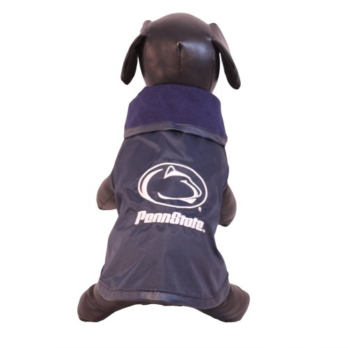 NCAA Penn State Nittany Lions All Weather Resistant Protective Dog Outerwear, X-Large