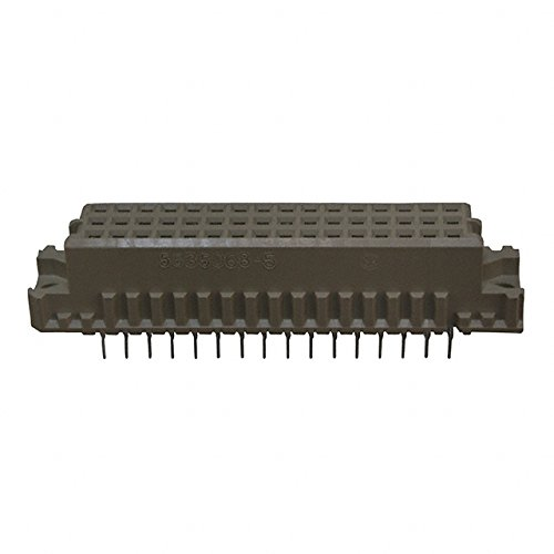 10 pieces CONN DIN RECEPT 32POS VERT PCB