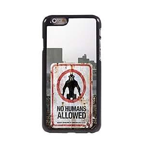 JJE Orangutan Pattern Aluminum Hard Case for iPhone 6