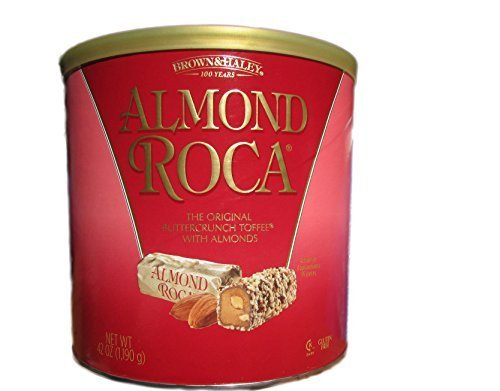Almond Roca 42oz Canister by Almond Roca