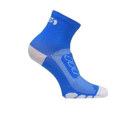 Eliminates Swelling and Numbness Skin Like Fit and Feel Embraces The Foot EU202 EU202-P Eurosocks Cycling Socks