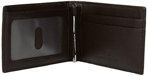 Brown Wallet Men's Wallet Magli Croco Men's Money Croco Clip Money Bruno Magli Bruno Clip qfwx87