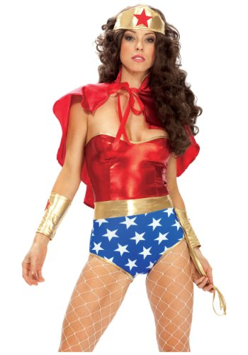 Wonder Woman Outfit - 8