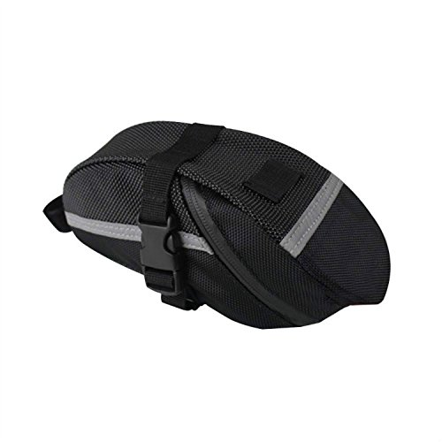 Waterproof Mountain Bicycle Rear Seat Pack, Bike Saddle Bag / Handlebar Bag / Strap-on Bag / Toolkit