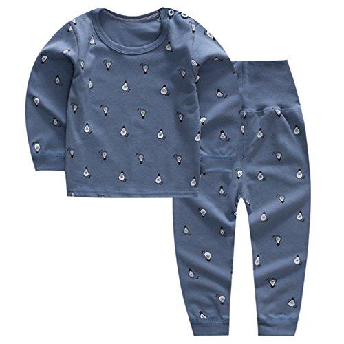 BOZEVON Lindo Impresión Pijamas Set Para Unisexo Niño Minions, Pijama para Niños, 3 Estilo: Amazon.es: Ropa y accesorios