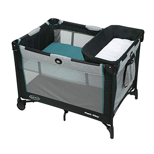 Graco Pack n Play Playard Simple Solutions Portable Play Yard, Darcie