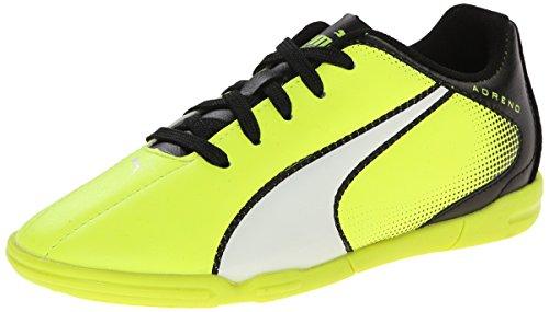 eb6a12687a78af PUMA Adreno Indoor JR Soccer Shoe (Little Kid Big Kid)