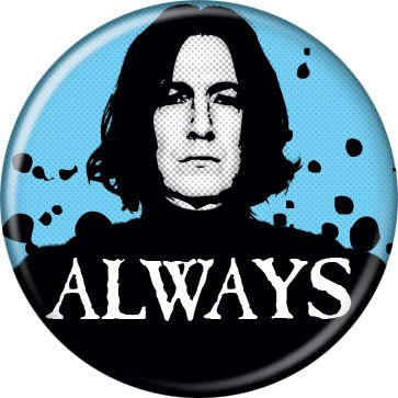 Ata-Boy Harry Potter Snape 'Always' Accessory Collection