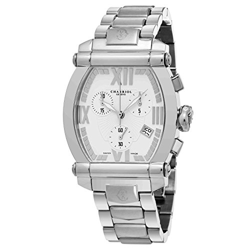 charriol-womens-columbus-swiss-quartz-stainless-steel-dress-watch-colorsilver-toned-model-060t100t01