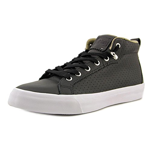 Converse Fulton Mid Men Us 9 Sneakers Nere