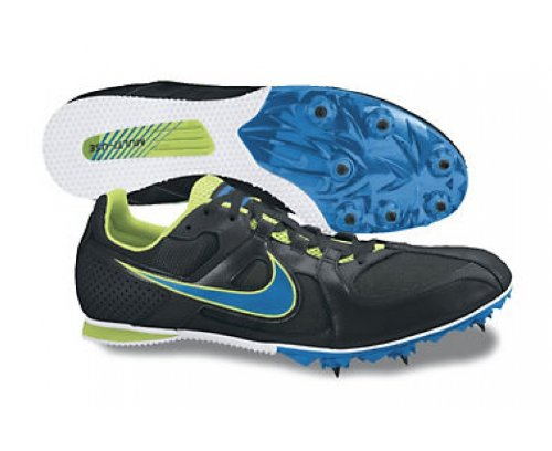 Nike ZOOM RIVAL MD 6 BLACK/DK ARMRY BLUE-SL-ANTHRCT