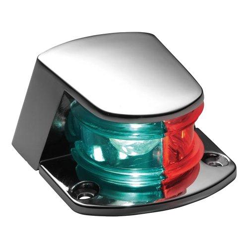 Attwood Zamak 1-Mile Bi-Color Combination Sidelight -