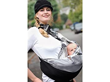 PREMAXX - Porte bebe Baby-Bag Grey  Amazon.fr  Cuisine   Maison 145d637fbec