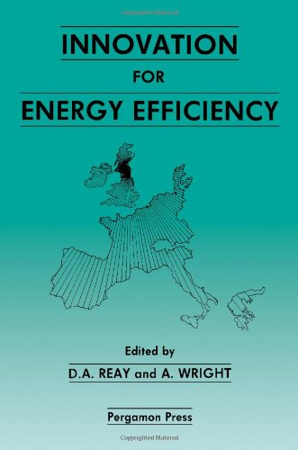 Innovation for Energy Efficiency: Proceedings of the European Conference, Newcastle-Upon-Tyne, Uk, 15-17 September 1987
