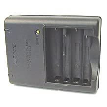 Sony BC-CS2 NI-MH AA AAA Battery Charger w/Bonus