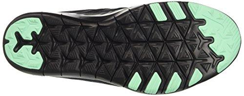 Nike Wmns Free Tr 6 Mtlc, Zapatillas de Gimnasia para Mujer Gris (Dark Grey / Metallic Silver / Black)