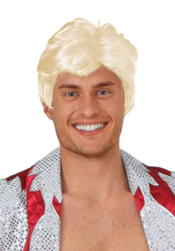 Fun Costumes RIC Flair Synthetic Mens Wig Standard -