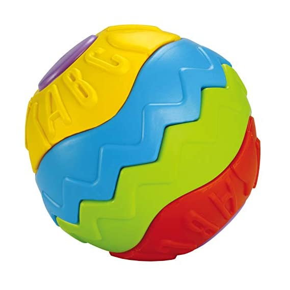 Fair Puzzle Ball - Activity Ball for Kids Age 3 Years and Above