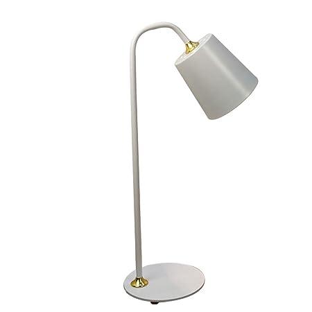 Lámpara de Escritorio de Metal, lámpara de Mesa Alta estándar de ...