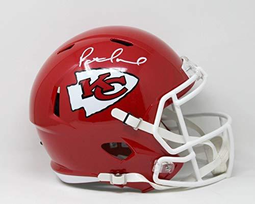 - Patrick Mahomes Signed Helmet - Kc Full Size Speed Wpp161580 - JSA Certified - Autographed NFL Helmets
