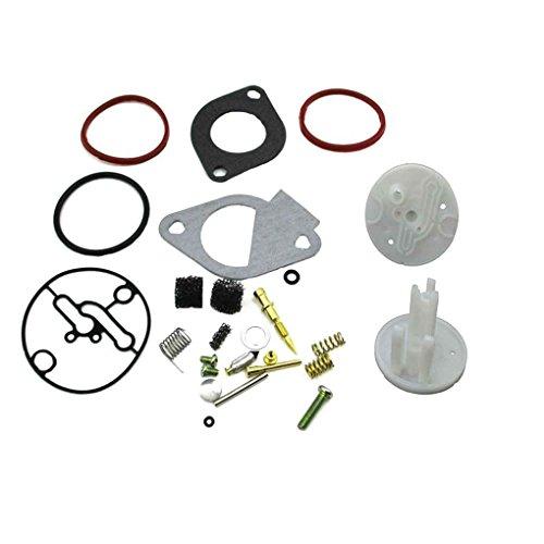 Boger Master Carburetor Rebuild Kit For Briggs and Stratton Nikki Carb 796184 698787