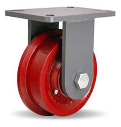 Rigid-Caster-6-18-x-1-1116-Single-Flange-Track-Wheel-Large-Top-Plate
