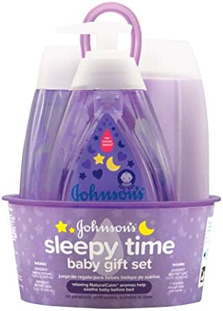 Johnsons Baby Relaxing NaturalCalm Essentials product image