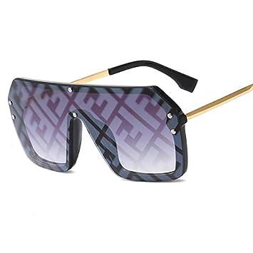 FILTERQ Nuevas Gafas de Sol cuadradas de Gran tamaño para ...