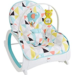 Fisher-Price Infant-to-Toddler Rocker (Multicolour)