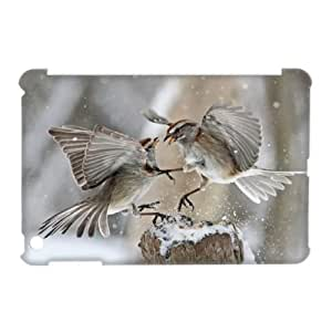 Custom Birds Case for Ipad Mini with Two birds play yxuan_4195393 at xuanz