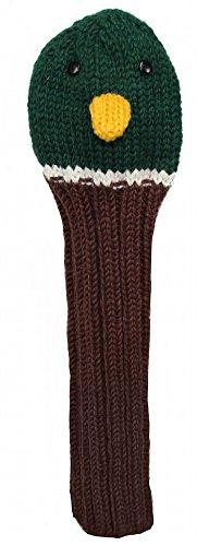 Sunfish Animal Knit Wool Driver Golf Headcover - Golf Headcover Bird