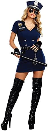 Dreamgirl Womens Officer Pat Down