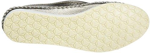 Andrea Conti 0023419, Women's Loafers Silver (Altsilber 037)