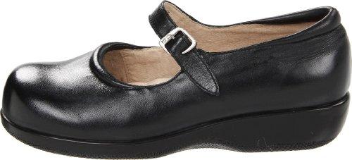 Softwalk Jupiter Mujer Negro Estrechos Piel Mocasines Zapatos Talla EU 36