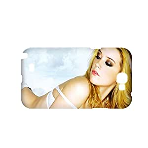 Generic For Galaxy N7100 Printing Amber Laura Heard Personalised Back Phone Case For Women Choose Design 1-3